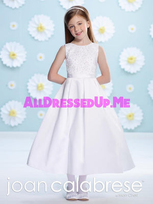 Joan Calabrese - 116392 - All Dressed Up, Flower Girl - Mon Cheri - - Dresses Wedding Youth Child Girls Children First Holy Communion special event Chattanooga Hixson Shops Boutiques Tennessee TN Georgia GA MSRP Lowest Prices Sale Discount