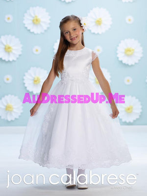 Joan Calabrese - 116394 - All Dressed Up, Flower Girl - Mon Cheri - - Dresses Wedding Youth Child Girls Children First Holy Communion special event Chattanooga Hixson Shops Boutiques Tennessee TN Georgia GA MSRP Lowest Prices Sale Discount