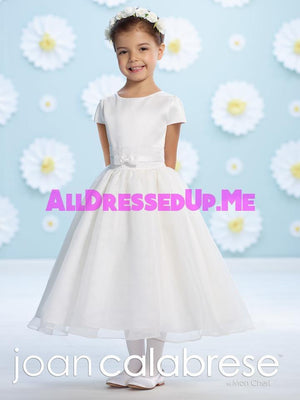 Joan Calabrese - 116397 - All Dressed Up, Flower Girl - Mon Cheri - - Dresses Wedding Youth Child Girls Children First Holy Communion special event Chattanooga Hixson Shops Boutiques Tennessee TN Georgia GA MSRP Lowest Prices Sale Discount