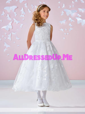 Joan Calabrese - 117334X - All Dressed Up, Flower Girl - Mon Cheri - - Dresses Wedding Youth Child Girls Children First Holy Communion special event Chattanooga Hixson Shops Boutiques Tennessee TN Georgia GA MSRP Lowest Prices Sale Discount