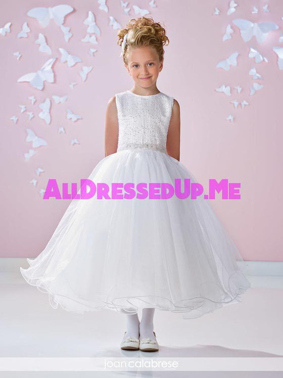 Joan Calabrese - 117339 - All Dressed Up, Flower Girl - Mon Cheri - - Dresses Wedding Youth Child Girls Children First Holy Communion special event Chattanooga Hixson Shops Boutiques Tennessee TN Georgia GA MSRP Lowest Prices Sale Discount