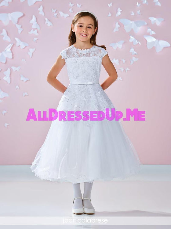Joan Calabrese - 117340X - All Dressed Up, Flower Girl - Mon Cheri - - Dresses Wedding Youth Child Girls Children First Holy Communion special event Chattanooga Hixson Shops Boutiques Tennessee TN Georgia GA MSRP Lowest Prices Sale Discount