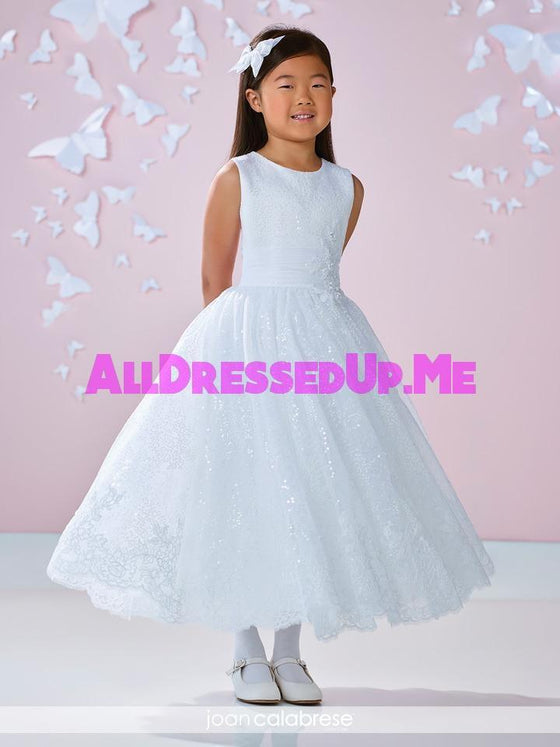 Joan Calabrese - 117343X - All Dressed Up, Flower Girl - Mon Cheri - - Dresses Wedding Youth Child Girls Children First Holy Communion special event Chattanooga Hixson Shops Boutiques Tennessee TN Georgia GA MSRP Lowest Prices Sale Discount
