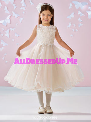 Joan Calabrese - 117346 - All Dressed Up, Flower Girl - Mon Cheri - - Dresses Wedding Youth Child Girls Children First Holy Communion special event Chattanooga Hixson Shops Boutiques Tennessee TN Georgia GA MSRP Lowest Prices Sale Discount
