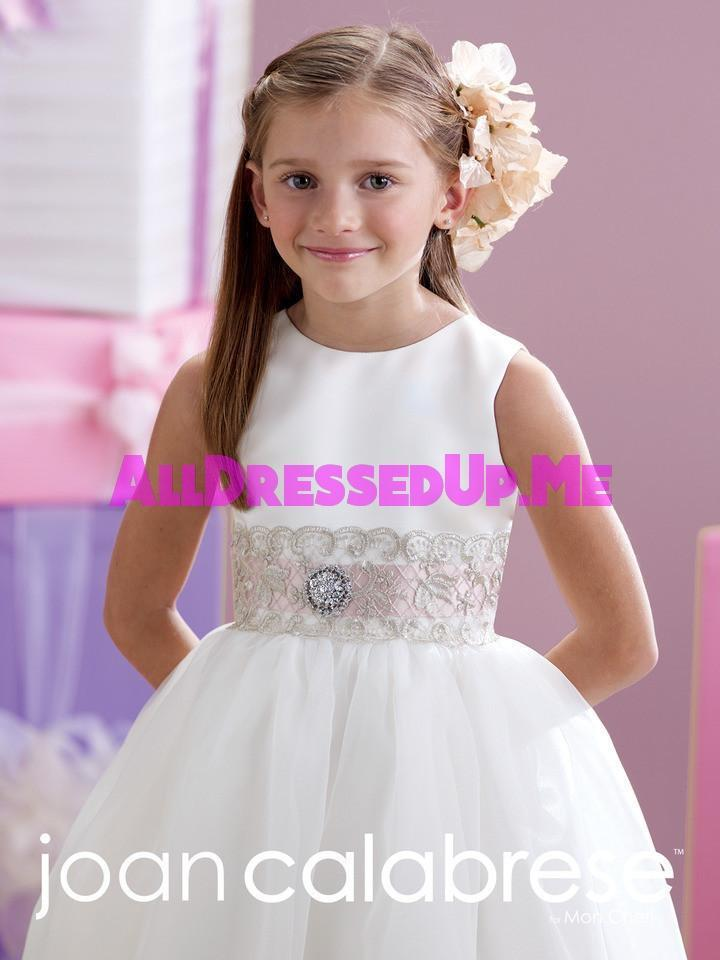 Joan Calabrese - 215340 - All Dressed Up, Flower Girl - Mon Cheri - - Dresses Wedding Youth Child Girls Children First Holy Communion special event Chattanooga Hixson Shops Boutiques Tennessee TN Georgia GA MSRP Lowest Prices Sale Discount
