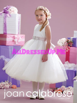 Joan Calabrese - 215343 - All Dressed Up, Flower Girl - Mon Cheri - - Dresses Wedding Youth Child Girls Children First Holy Communion special event Chattanooga Hixson Shops Boutiques Tennessee TN Georgia GA MSRP Lowest Prices Sale Discount