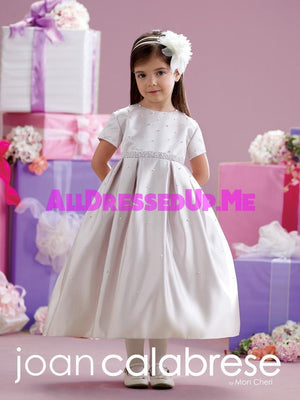 Joan Calabrese - 215346 - All Dressed Up, Flower Girl - Mon Cheri - - Dresses Wedding Youth Child Girls Children First Holy Communion special event Chattanooga Hixson Shops Boutiques Tennessee TN Georgia GA MSRP Lowest Prices Sale Discount