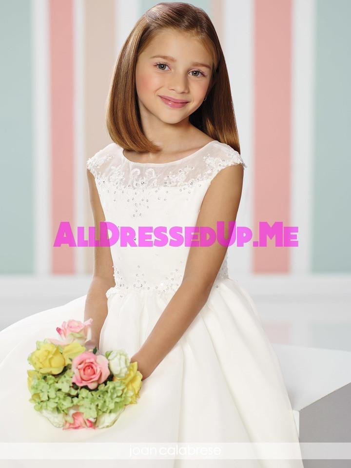 Joan Calabrese - 216314 - All Dressed Up, Flower Girl - Mon Cheri - - Dresses Wedding Youth Child Girls Children First Holy Communion special event Chattanooga Hixson Shops Boutiques Tennessee TN Georgia GA MSRP Lowest Prices Sale Discount