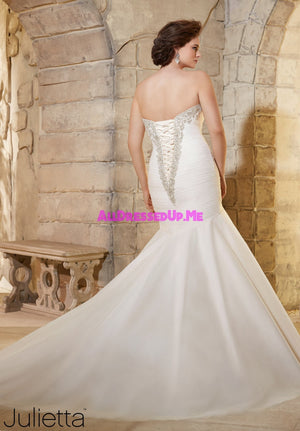 Julietta - 3187 - All Dressed Up, Bridal Gown - Morilee - - Wedding Gowns Dresses Chattanooga Hixson Shops Boutiques Tennessee TN Georgia GA MSRP Lowest Prices Sale Discount