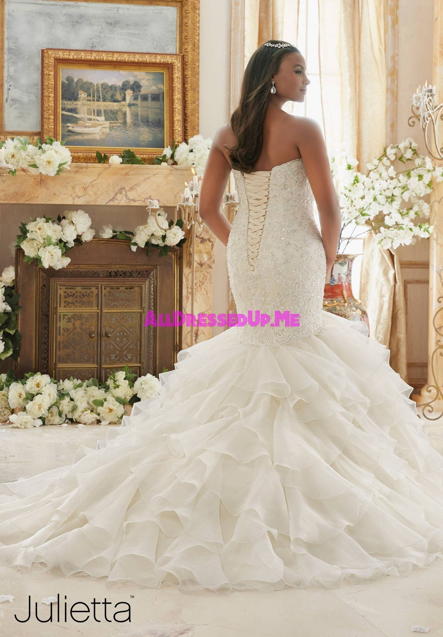 Julietta - 3201 - All Dressed Up, Bridal Gown - Morilee - - Wedding Gowns Dresses Chattanooga Hixson Shops Boutiques Tennessee TN Georgia GA MSRP Lowest Prices Sale Discount