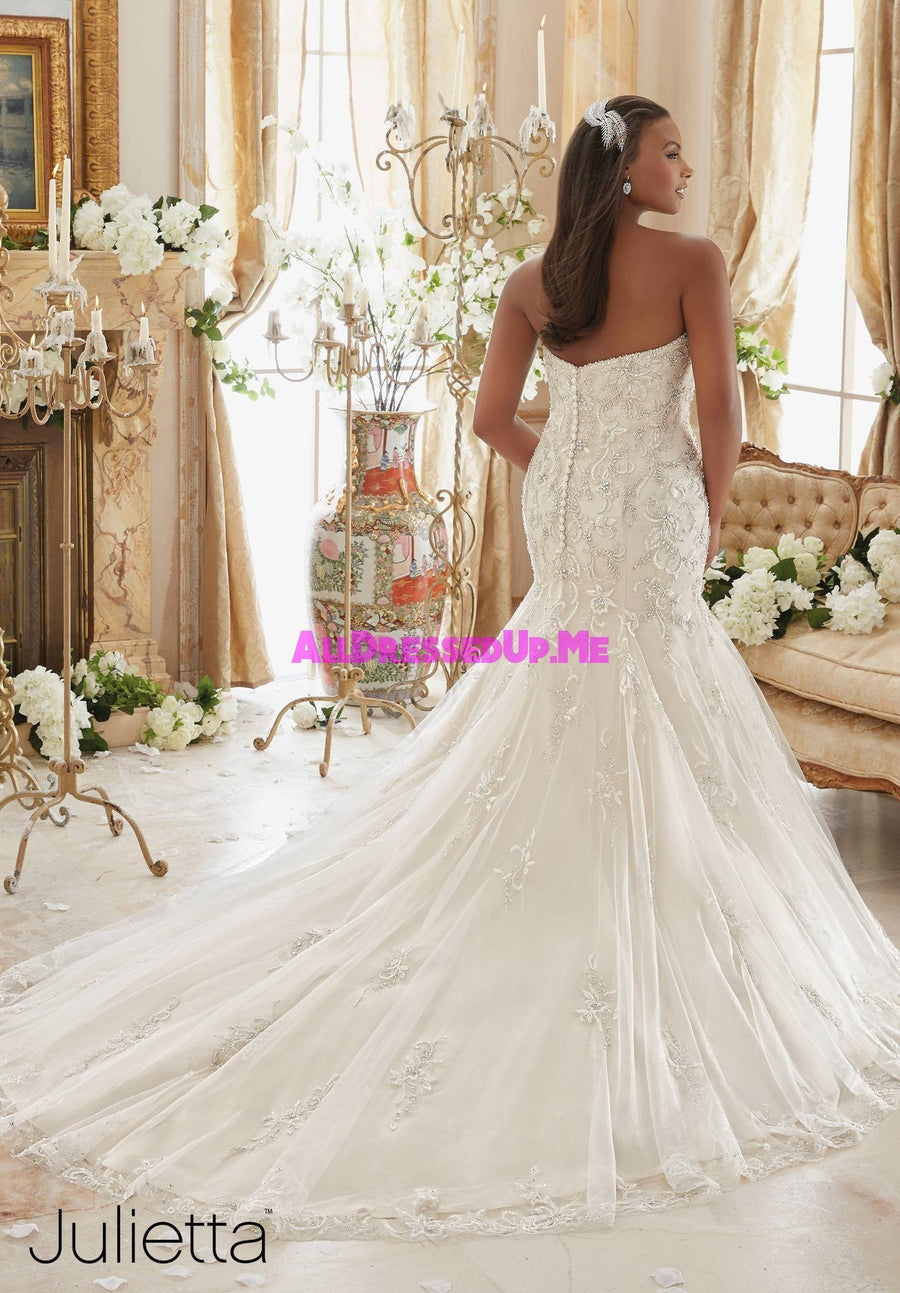 Julietta - 3205 - Cheron's Bridal, Wedding Gown - Morilee - - Wedding Gowns Dresses Chattanooga Hixson Shops Boutiques Tennessee TN Georgia GA MSRP Lowest Prices Sale Discount