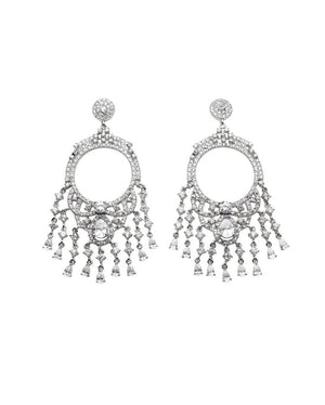 David Tutera Embellish - Kyle Earrings - All Dressed Up, Jewelry