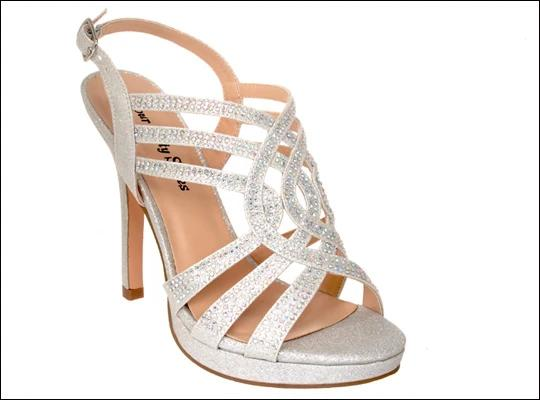 Your Party Shoes - Mariah - All Dressed Up