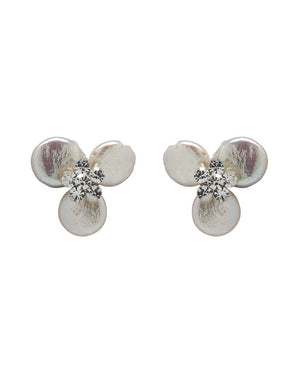 David Tutera Embellish - Madeline Button Earrings - All Dressed Up, Jewelry