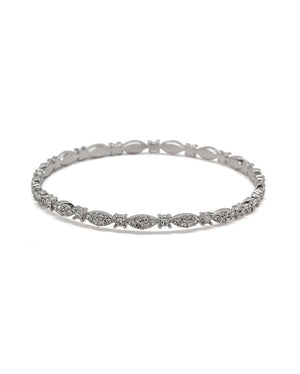 Embellish - Maya Lace Bangle - All Dressed Up, Jewelry