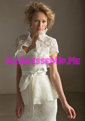 ML Accessories - 11026 - All Dressed Up, Bridesmaids Jacket - Morilee - - Dresses Wedding Chattanooga Hixson Shops Boutiques Tennessee TN Georgia GA MSRP Lowest Prices Sale Discount