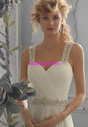 ML Accessories - 11067 - All Dressed Up, Bridal Shoulder Straps - Morilee - Chattanooga TN's All Dressed Up Bridal Shop / Bridal Boutique offers Wedding Gowns, Prom Dresses & Tuxedo Rentals