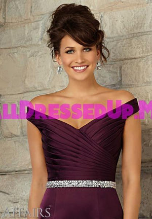 ML Accessories - 11081 - All Dressed Up, Bridesmaids Belt - Morilee - - Dresses Wedding Chattanooga Hixson Shops Boutiques Tennessee TN Georgia GA MSRP Lowest Prices Sale Discount