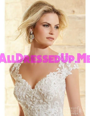 ML Accessories - 11201 - All Dressed Up, Bridal Coverlet - Morilee - Chattanooga TN's All Dressed Up Bridal Shop / Bridal Boutique offers Wedding Gowns, Prom Dresses & Tuxedo Rentals