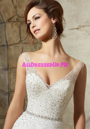 ML Accessories - 11210 - All Dressed Up, Bridal Belt - Morilee - Chattanooga TN's All Dressed Up Bridal Shop / Bridal Boutique offers Wedding Gowns, Prom Dresses & Tuxedo Rentals