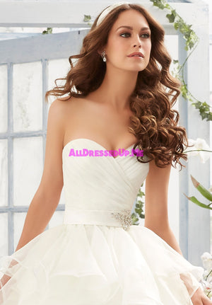 ML Accessories - 11226 - All Dressed Up, Bridal Belt - Morilee - Chattanooga TN's All Dressed Up Bridal Shop / Bridal Boutique offers Wedding Gowns, Prom Dresses & Tuxedo Rentals