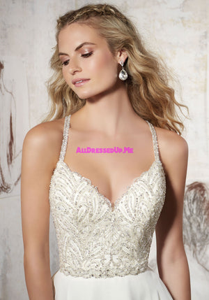ML Accessories - 11252 - All Dressed Up, Bridal Belt - Morilee - Chattanooga TN's All Dressed Up Bridal Shop / Bridal Boutique offers Wedding Gowns, Prom Dresses & Tuxedo Rentals