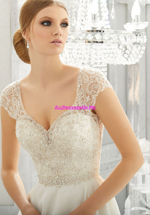 ML Accessories - 11262 - All Dressed Up, Bridal Belt - Morilee - Chattanooga TN's All Dressed Up Bridal Shop / Bridal Boutique offers Wedding Gowns, Prom Dresses & Tuxedo Rentals