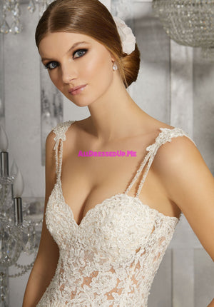 ML Accessories - 11267 - All Dressed Up, Bridal Shoulder Straps - Morilee - Chattanooga TN's All Dressed Up Bridal Shop / Bridal Boutique offers Wedding Gowns, Prom Dresses & Tuxedo Rentals