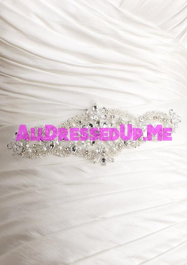 ML Accessories - 73 - All Dressed Up, Bridal Sash - Morilee - Chattanooga TN's All Dressed Up Bridal Shop / Bridal Boutique offers Wedding Gowns, Prom Dresses & Tuxedo Rentals