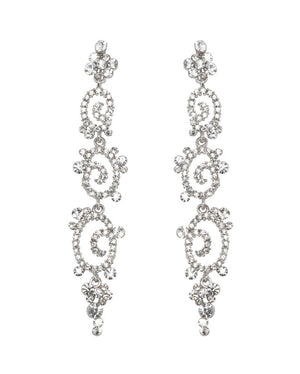 David Tutera Embellish - Monica Earrings - All Dressed Up, Jewelry
