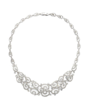 David Tutera Embellish - Monica Necklace - All Dressed Up, Jewelry