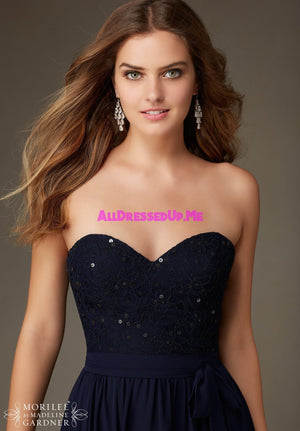 Mori Lee - 128 - All Dressed Up, Bridesmaids - Morilee - - Dresses Wedding Chattanooga Hixson Shops Boutiques Tennessee TN Georgia GA MSRP Lowest Prices Sale Discount