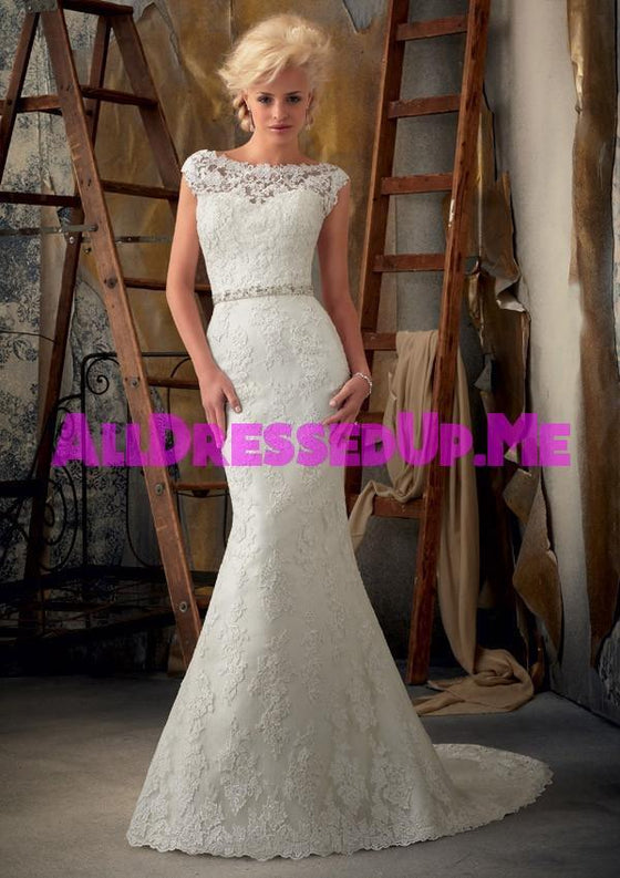 Morilee - 1901 - All Dressed Up, Bridal Gown - Morilee - - Wedding Gowns Dresses Chattanooga Hixson Shops Boutiques Tennessee TN Georgia GA MSRP Lowest Prices Sale Discount