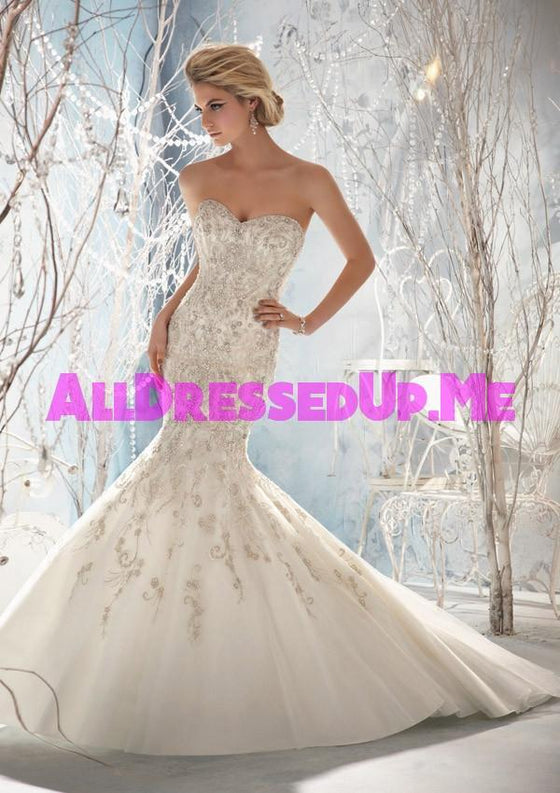 Mori Lee - 1963 - All Dressed Up, Bridal Gown - Morilee - - Wedding Gowns Dresses Chattanooga Hixson Shops Boutiques Tennessee TN Georgia GA MSRP Lowest Prices Sale Discount