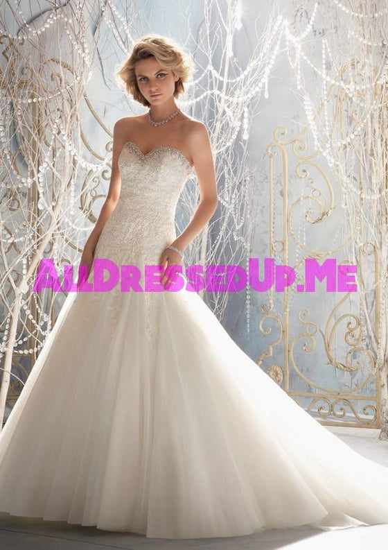Mori Lee - 1964 - All Dressed Up, Bridal Gown - Morilee - - Wedding Gowns Dresses Chattanooga Hixson Shops Boutiques Tennessee TN Georgia GA MSRP Lowest Prices Sale Discount