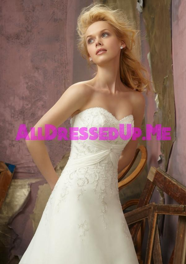 Morilee - 2105 - All Dressed Up, Bridal Gown - Morilee - - Wedding Gowns Dresses Chattanooga Hixson Shops Boutiques Tennessee TN Georgia GA MSRP Lowest Prices Sale Discount