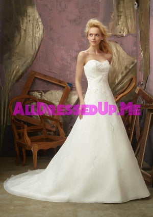 Morilee - 2105 - Cheron's Bridal, Wedding Gown - Morilee - - Wedding Gowns Dresses Chattanooga Hixson Shops Boutiques Tennessee TN Georgia GA MSRP Lowest Prices Sale Discount