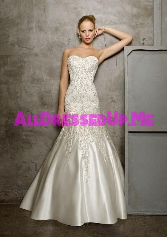 Mori Lee - 2512 - All Dressed Up, Bridal Gown - Morilee - - Wedding Gowns Dresses Chattanooga Hixson Shops Boutiques Tennessee TN Georgia GA MSRP Lowest Prices Sale Discount