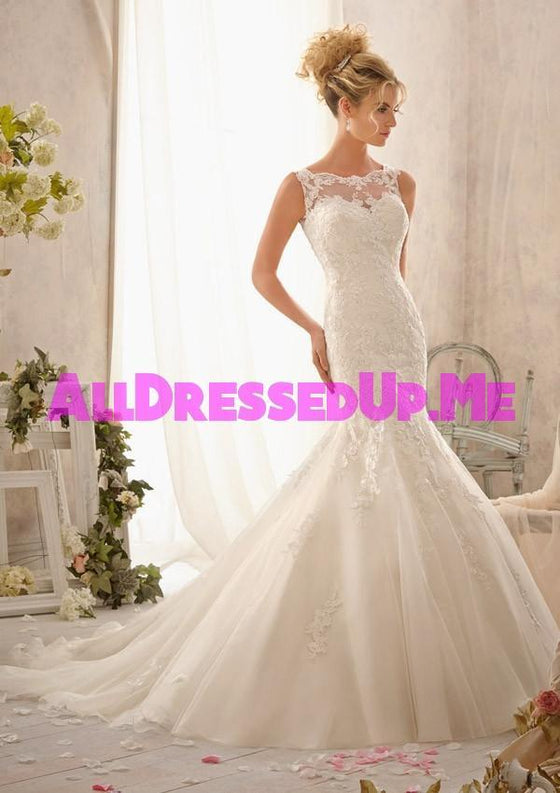 Mori Lee - 2610 - All Dressed Up, Bridal Gown - Morilee - - Wedding Gowns Dresses Chattanooga Hixson Shops Boutiques Tennessee TN Georgia GA MSRP Lowest Prices Sale Discount