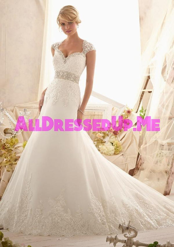 Mori Lee - 2616 - All Dressed Up, Bridal Gown - Morilee - - Wedding Gowns Dresses Chattanooga Hixson Shops Boutiques Tennessee TN Georgia GA MSRP Lowest Prices Sale Discount
