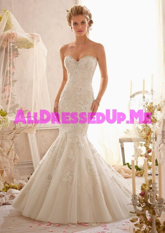 Mori Lee - 2623 - All Dressed Up, Bridal Gown - Morilee - - Wedding Gowns Dresses Chattanooga Hixson Shops Boutiques Tennessee TN Georgia GA MSRP Lowest Prices Sale Discount