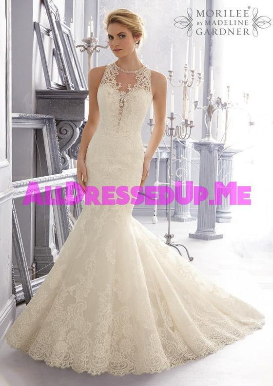 Mori Lee - 2683 - All Dressed Up, Bridal Gown - Morilee - - Wedding Gowns Dresses Chattanooga Hixson Shops Boutiques Tennessee TN Georgia GA MSRP Lowest Prices Sale Discount