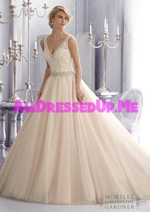 Morilee - 2684 - All Dressed Up, Bridal Gown - Morilee - - Wedding Gowns Dresses Chattanooga Hixson Shops Boutiques Tennessee TN Georgia GA MSRP Lowest Prices Sale Discount