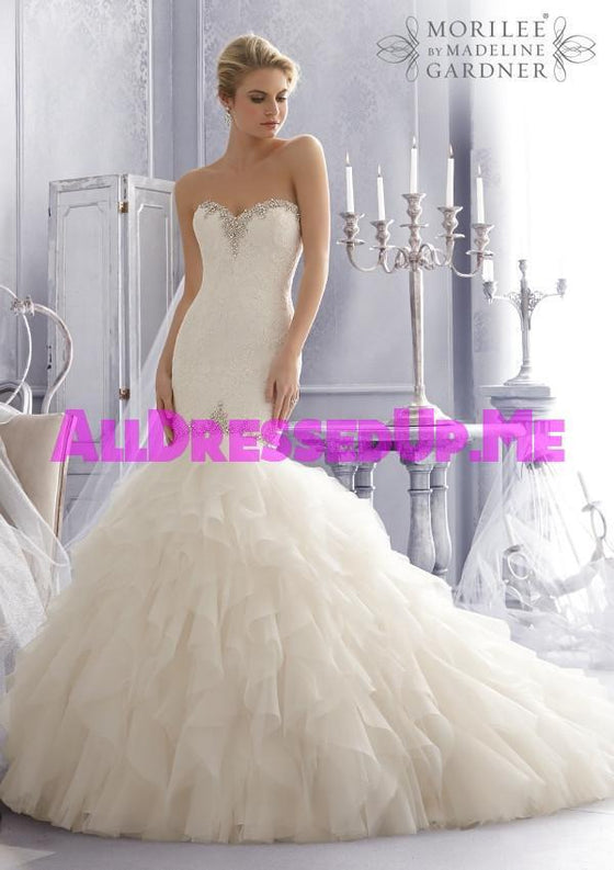 Morilee Line Wedding Bridal Gowns
