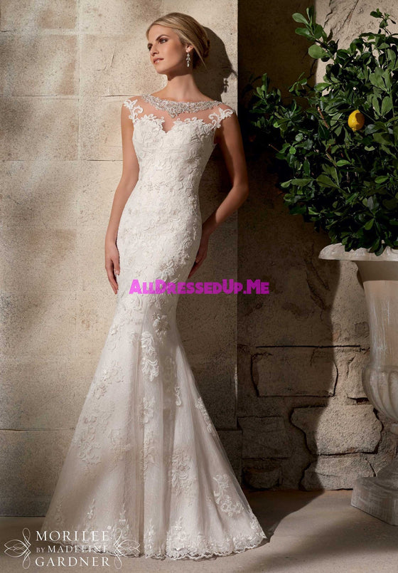 Mori Lee - 2702 - All Dressed Up, Bridal Gown - Morilee - - Wedding Gowns Dresses Chattanooga Hixson Shops Boutiques Tennessee TN Georgia GA MSRP Lowest Prices Sale Discount
