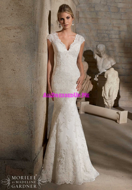 Mori Lee - 2717 - All Dressed Up, Bridal Gown - Morilee - - Wedding Gowns Dresses Chattanooga Hixson Shops Boutiques Tennessee TN Georgia GA MSRP Lowest Prices Sale Discount