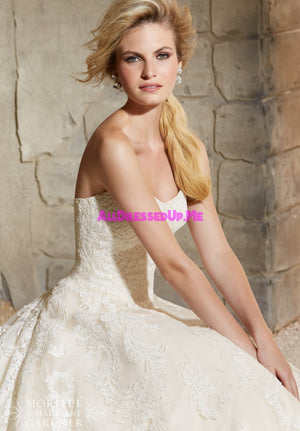 Morilee - 2787 - All Dressed Up, Bridal Gown - Morilee - - Wedding Gowns Dresses Chattanooga Hixson Shops Boutiques Tennessee TN Georgia GA MSRP Lowest Prices Sale Discount