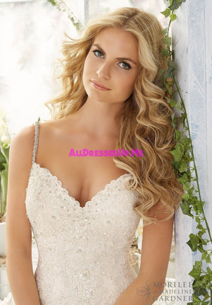Morilee - 2807 - All Dressed Up, Bridal Gown - Morilee - - Wedding Gowns Dresses Chattanooga Hixson Shops Boutiques Tennessee TN Georgia GA MSRP Lowest Prices Sale Discount