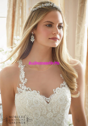 Morilee - 2876 - All Dressed Up, Bridal Gown - Morilee - - Wedding Gowns Dresses Chattanooga Hixson Shops Boutiques Tennessee TN Georgia GA MSRP Lowest Prices Sale Discount