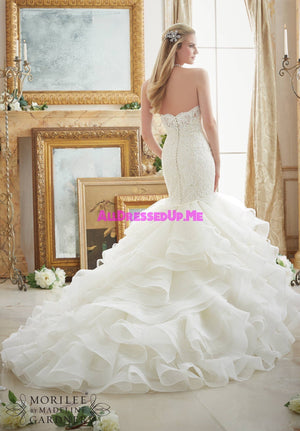 Morilee - 2879 - All Dressed Up, Bridal Gown - Morilee - - Wedding Gowns Dresses Chattanooga Hixson Shops Boutiques Tennessee TN Georgia GA MSRP Lowest Prices Sale Discount